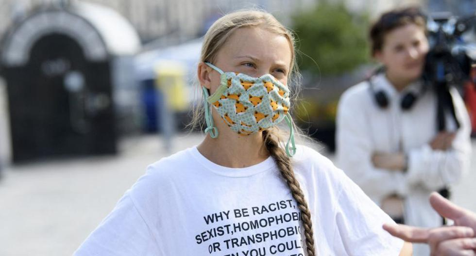 Greta Thunberg calls the attitude of Brazilian leaders towards the environment