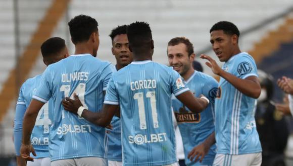 Sporting Cristal vs. Binacional se enfrentan el viernes 12 de marzo por la primera jornada del Grupo B de la Fase 1 de la Liga 1, en el Estadio Monumental. (Foto: El Comercio)