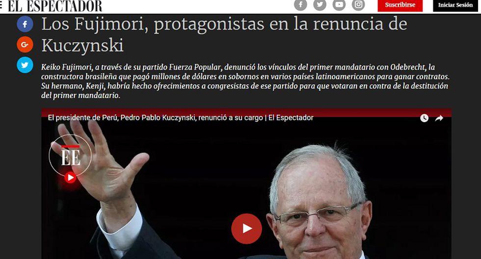 La guerra de los hermanos Fujimori en los diarios del mundo [FOTOS]