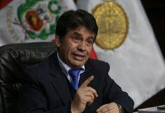 PJ dicta impedimento de salida del país para fiscal supremo Tomas Gálvez