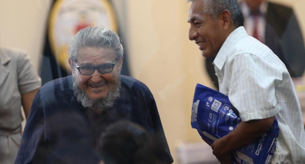 En el CEREC de la Base Naval están recluidos los cabecillas terroristas Abimael Guzmán y 'Artemio'. Ambos recibieron cadena perpetua en el 2018 por el atentado en Tarata. (Foto: El Comercio)