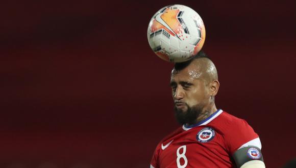 Arturo Vidal formará parte de la delegación chilena para disputar la Copa América. (Foto: AP)