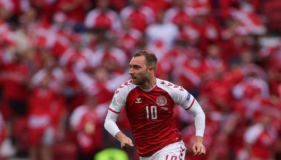 El mediocampista danés fue operado exitosamente tras su accidente en la Eurocopa. (Foto: AFP)
