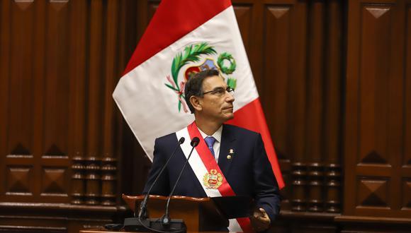 Martín Vizcarra señaló que se convocará a todos los partidos inscritos que quieran participar de las próximas elecciones. (Foto: GEC)
