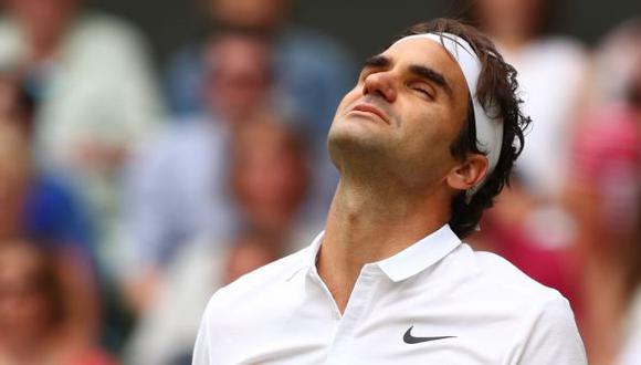 Roger Federer no está entrenando, porque no encuentro un motivo especial para hacerlo, según declaró. (Foto: AFP)