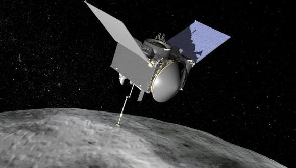 La NASA se prepara para su primera misión a un asteroide