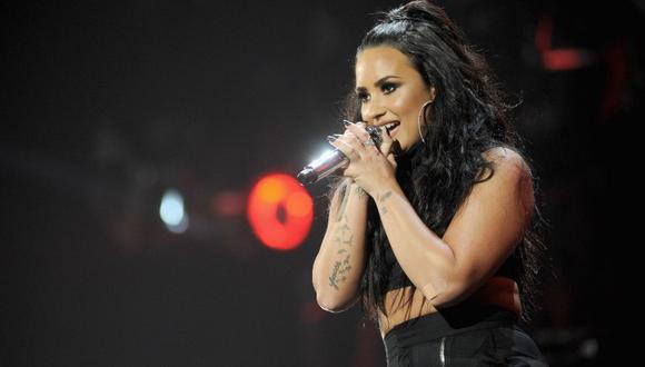 Demi Lovato divide su tiempo entre rehabilitación y su casa en Los Ángeles (Fotos: AFP)