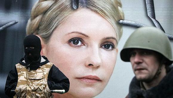 Ucrania: Timoshenko anuncia que postulará a la presidencia