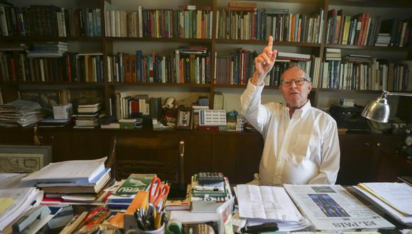 ENTREVISTA AL EX PRESIDENTE PEDRO PABLO KUCZYNSKI.SE CUMPLE UN AÑO QUE RENUNCIO A LA PRESIDENCIA.