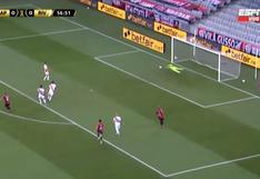 River Plate vs. Atlético Paranaense EN VIVO: Bissoli anotó golazo para el 1-0 a favor de los brasileños - VIDEO