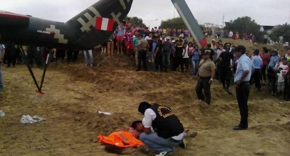Liberaron a tripulantes de helicóptero que mató a universitaria