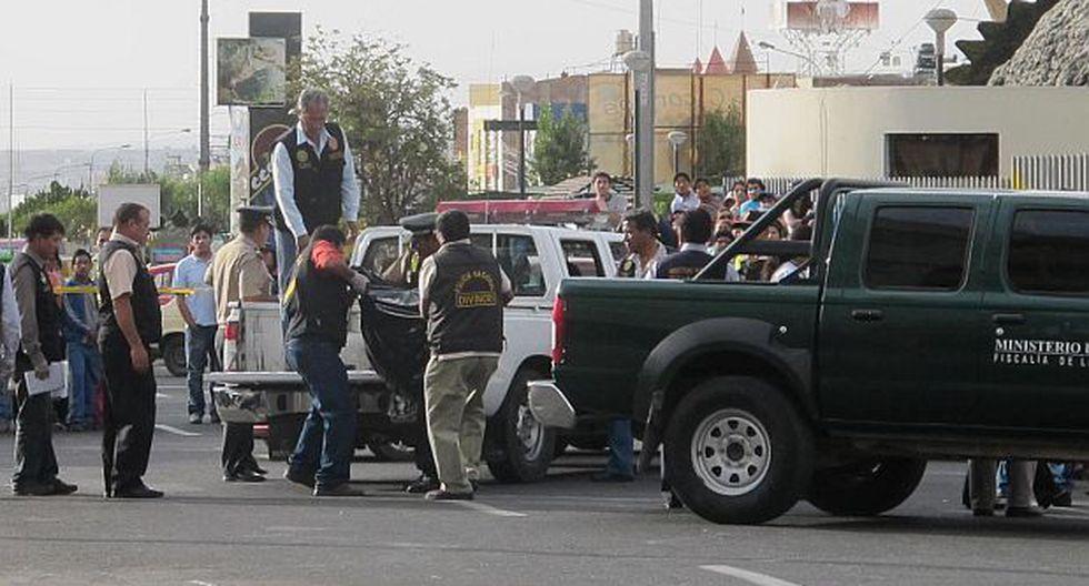 Huánuco: investigan crimen de ex abogado del gobierno regional