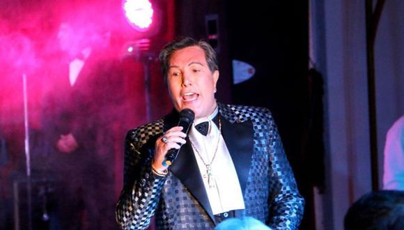 Santiago Rogelio Farfán Holguín, conocido como Jimmy Santy, es un cantante peruano de la nueva ola que gozó de éxito y popularidad en las décadas de 1960 y 1970 (Foto: Facebook)
