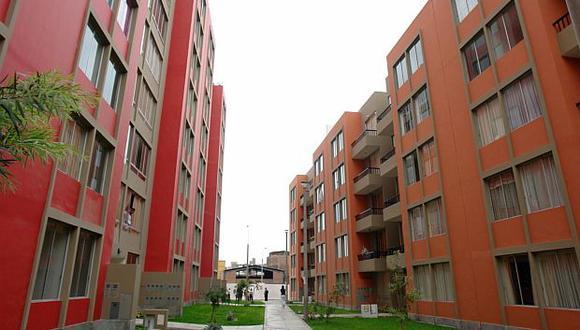 La ventas del sector inmobiliario se recuperan después de caer desde el 2013. (Foto: Andina)
