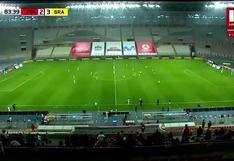 Perú vs. Brasil: Carlos Cáceda se fue expulsado por reclamos al árbitro chileno Julio Bascuñán | VIDEO