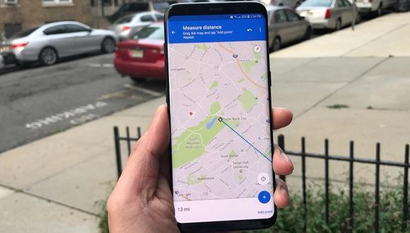 ¿Sabías que Google Maps registra todos los lugares a donde vas y por dónde caminas? (Foto: Google)