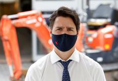 Trudeau condena incendios de iglesias y vandalismo en Canadá