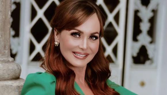 Gaby Spanic ha dicho que está lista para regresar a la televisión mexicana, pero no entiende por qué aún no la llaman (Foto: Instagram/Gaby Spanic)
