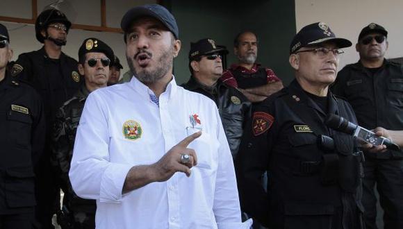 "Pérez Guadalupe: ""Debemos estar vigilantes ante terroristas"""