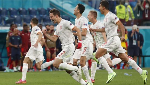 España se enfrentará al ganador del duelo de Bélgica vs. Italia. (Foto: REUTERS)