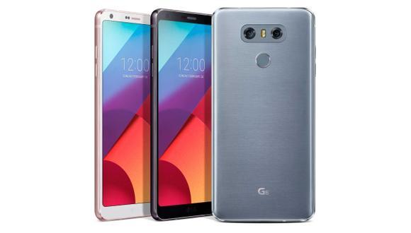 Evaluamos el G6, el nuevo smartphone de LG