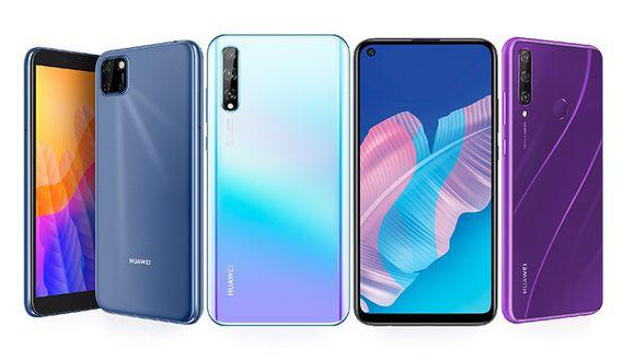 HUAWEI suma cuatro nuevos Smartphones a su portafolio local con características que sorprenderán a más de uno.