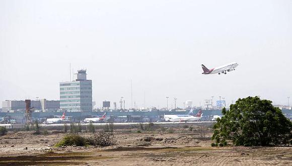 El proyecto de ampliación del Aeropuerto Internacional Jorge Chávezestará terminado entre finales del 2023 e inicios del 2024, según cálculos de LAP. (Foto: USI)