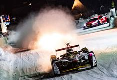 Fórmula E: ¿podrá un monoplaza eléctrico correr sobre la nieve? | VIDEO