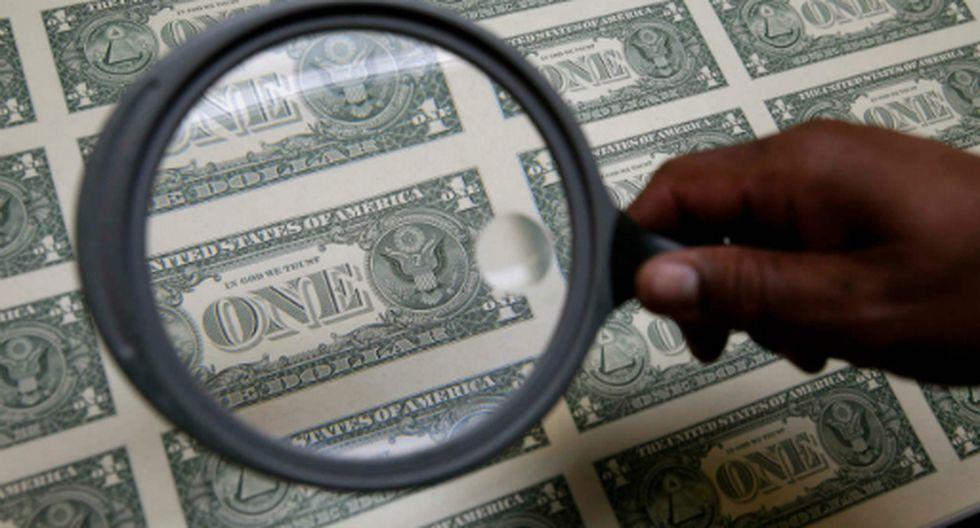 El dólar cerró al alza el jueves. (Foto: Reuters)