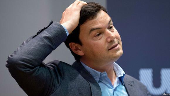 La respuesta de Piketty a las críticas del Financial Times