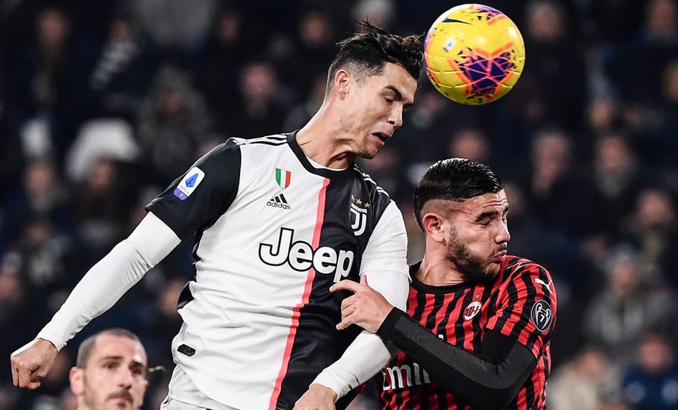 Juventus vs. Milan: las tres atracciones del duelo por Copa Italia   Cristiano Ronaldo