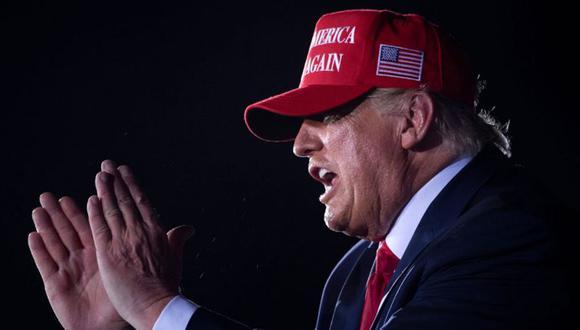Tras interponer decenas de demandas, el equipo de Donald Trump aún tiene que anotarse una victoria significativa, o presentar pruebas de fraude generalizado. (Foto: GETTY IMAGES, vía BBC Mundo).