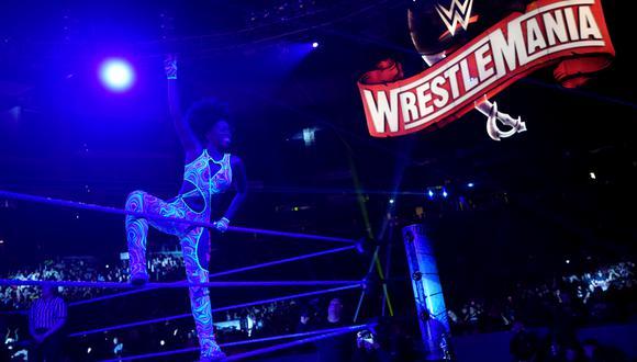 Naomi forma parte de WWE desde el 2009 | Foto: WWE