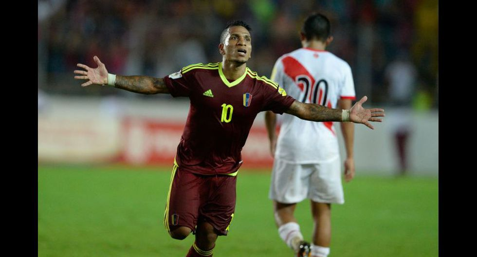 Selección peruana: postales del empate de visita en Venezuela - 17