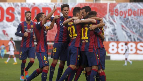 Barza no jugaría la Liga española si Cataluña se independiza