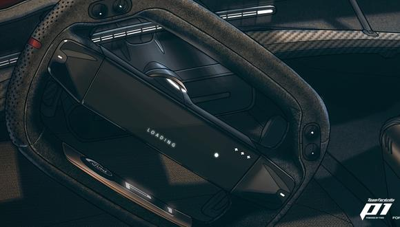 El proyecto 'Team Fordzilla P1' de Ford busca crear el mejor auto del mundo virtual. (Foto: Ford).