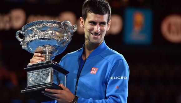 Novak Djokovic venció a Murray y ganó su quinto Australian Open