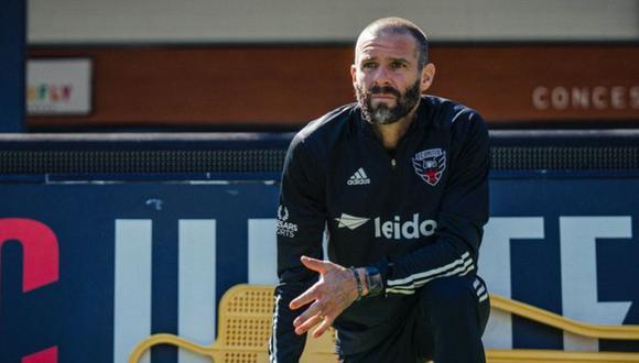Ben Olsen fue despedido por DC United, club de Edison Flores y Yordy Reyna. (Foto: @dcunited)