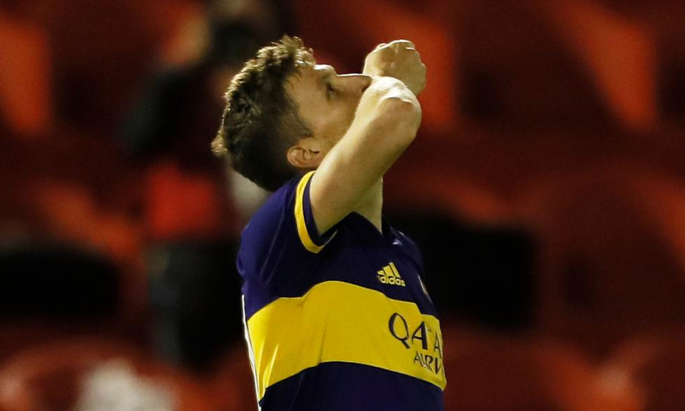 Boca Juniors venció a Huracán y es segundo del grupo B gracias a los goles de Soldano y Maroni   Foto: @BocaJrsOficial