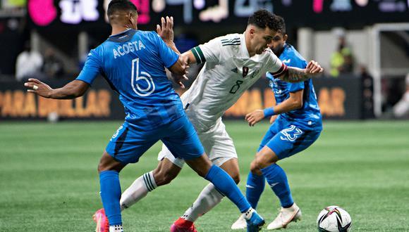 La selección mexicana no pudo ante Honduras en el Mercedes Benz Stadium por el amistoso FIFA internacional.