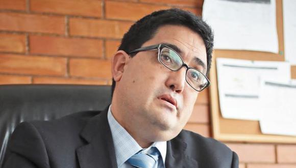 Jorge Ramírez anotó que el pago de la reparación de Odebrecht incluye a sus ex funcionarios, entre ellos Barata. (Foto: Dante Piaggio/ El Comercio)