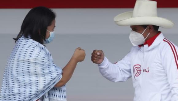 Aquí tendrás toda la información sobre el primer debate entre Pedro Castillo y Keiko Fujimori (Foto: GEC)