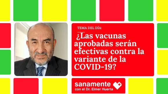 Sonamendi: Are approved vaccines effective against the variant of COVID-19?