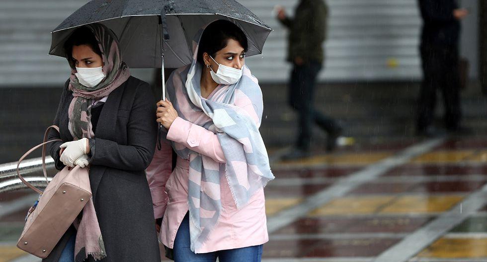 Los iraníes viven atemorizados por el coronavirus. (Foto: Reuters)