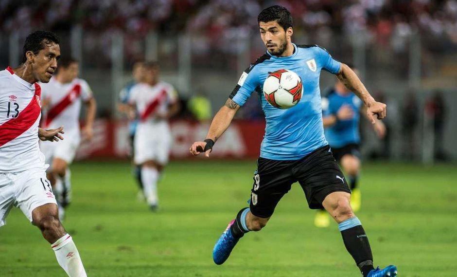 Los convocados de la selección de Uruguay para medirse a Perú en octubre. (Foto: AFP)