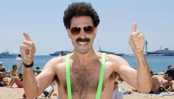 Borat, personaje interpretado por Sacha Baron Cohen, volverá con una nueva película este 23 de octubre. (Foto: 20th Century Fox)