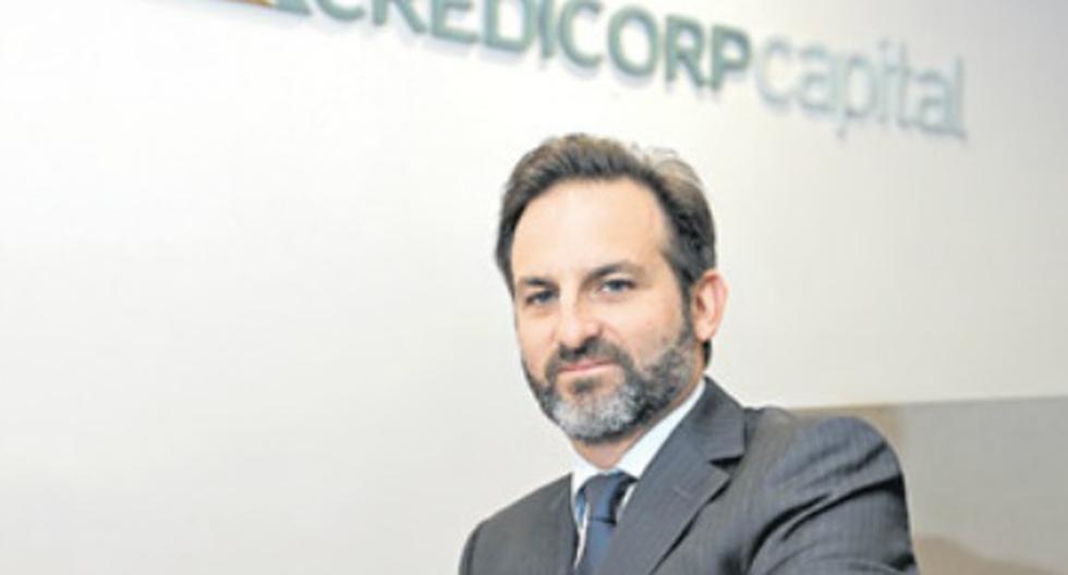 Credicorp Capital tiene interés de crecer inorgánicamente, y está mirando oportunidades en países como Colombia y Chile, precisa a Día1 Eduardo Montero, CEO de la compañía regional.