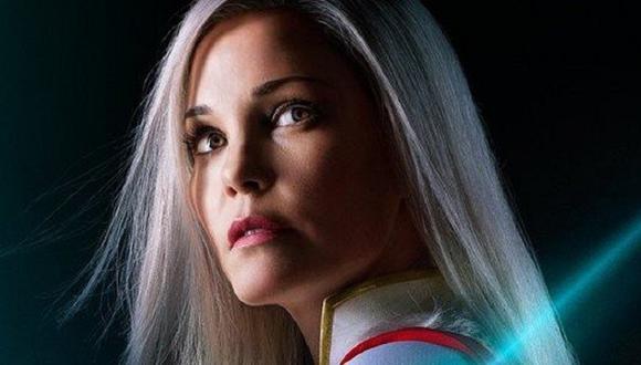 """Grace también tiene un destino diferente en el material original de """"El legado de Júpiter"""" (Foto: Netflix)"""
