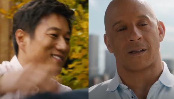 """Han Lue (Sung Kang) se reencuentra con sus amigos, entre ellos Dominic Toretto, en la anunciada """"Rápidos y Furiosos 9"""", que lanzó nuevo adelanto en el Super Bowl. Foto: Universal."""