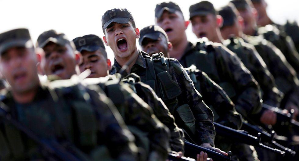 Brasil: 29.283,5 millones de dólares. (Foto: Reuters/Ueslei Marcelino)
